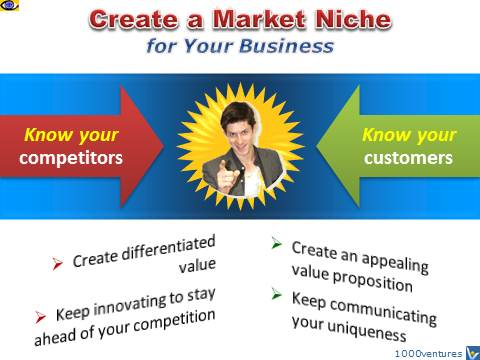Create a Market Niche for Your Business