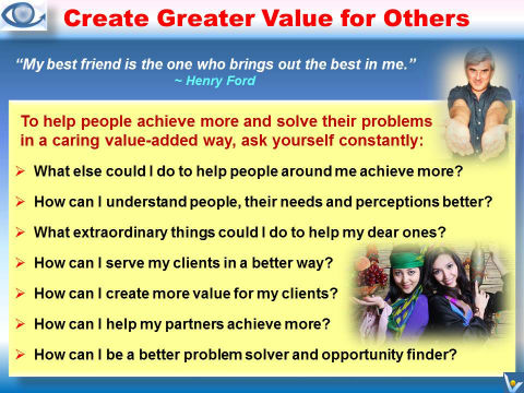 People Skills, Love People: Create Greater Value for Others, Success Secrets emfographics by Vadim Kotelnikov with Dildora Akbarova